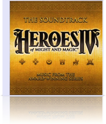 (Soundtrack/Game) Heroes of Might and Magic IV - 2002, WAVPack (tracks), ~198kbit/s
